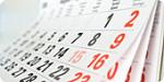 Termine – Grafik: a_korn, Fotolia.com
